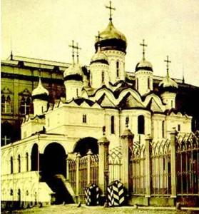 Благовещенский Москва 19 в