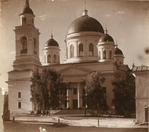 1910Собор_Александра_Невского Прокудин