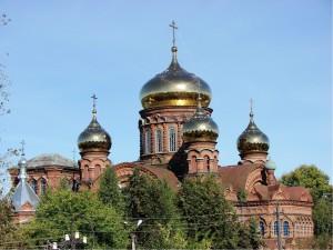 Турчевич Троицкий собор Оса
